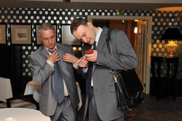 Кирилл Парфенов и Михаил Матовников