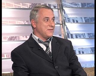 Парфенов К.Г. на телепередаче