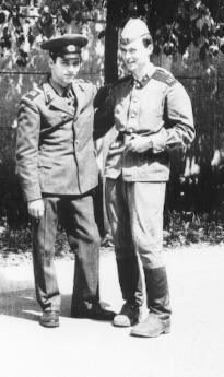 В Советской Армии